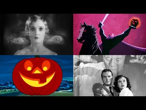 13 Vintage Halloween Jazz Songs from the 1940's, & 50's – Visualized Playlist