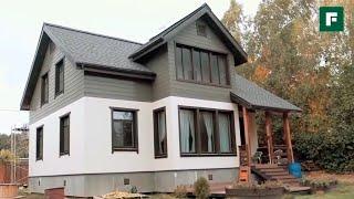 Фильм Форумхауса про мой дом и еще два классных проекта каркасников.