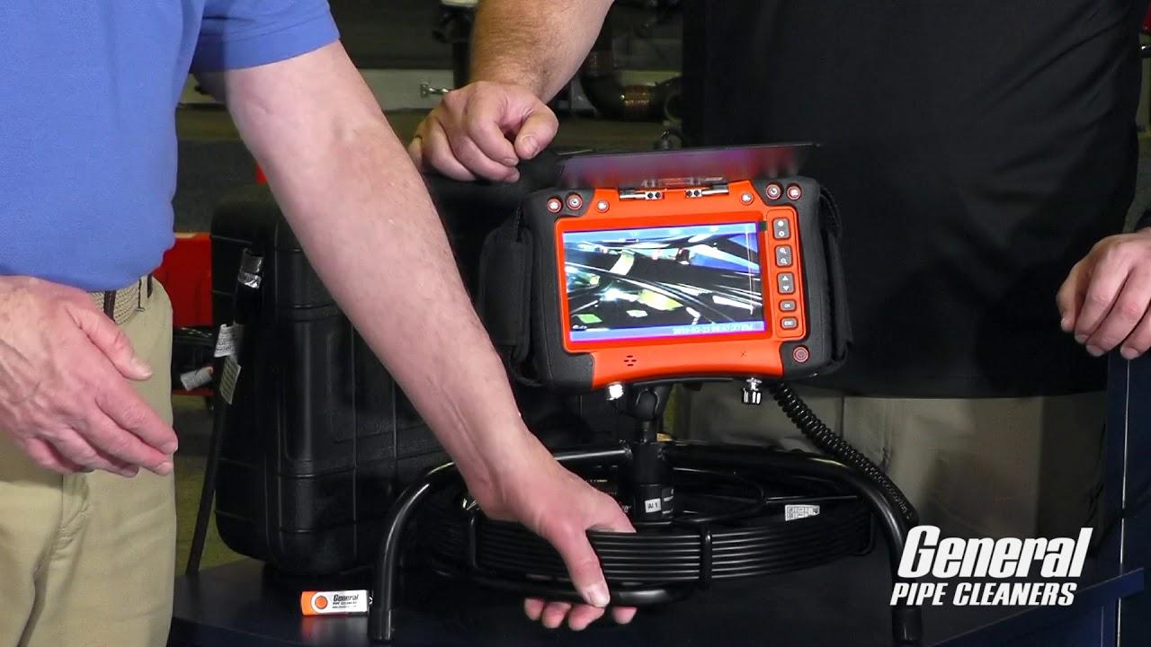 Gen-Eye Micro-Scope2 - Pipe Inspection in a Flash!