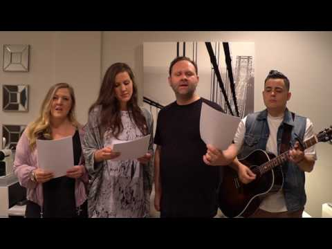 How Deep the Father's Love – Liberty Campus Band (Vocal Tutorial)