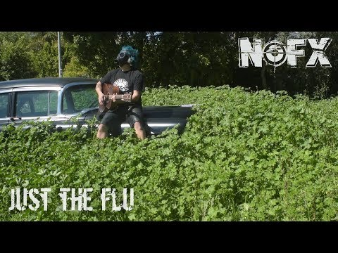 NOFX - Just The Flu (Acoustic) OFFICIAL VIDEO