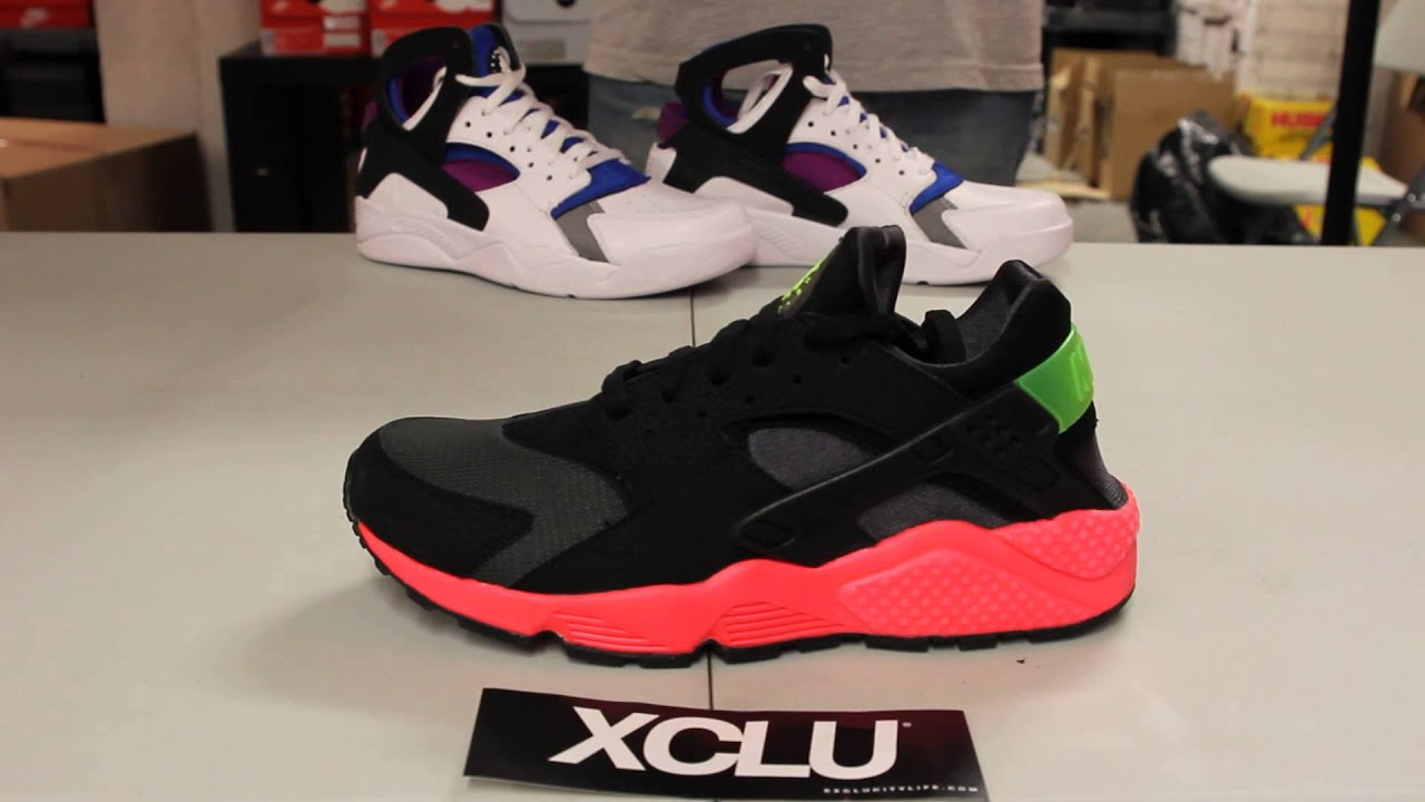 Nike Huarache Verdi