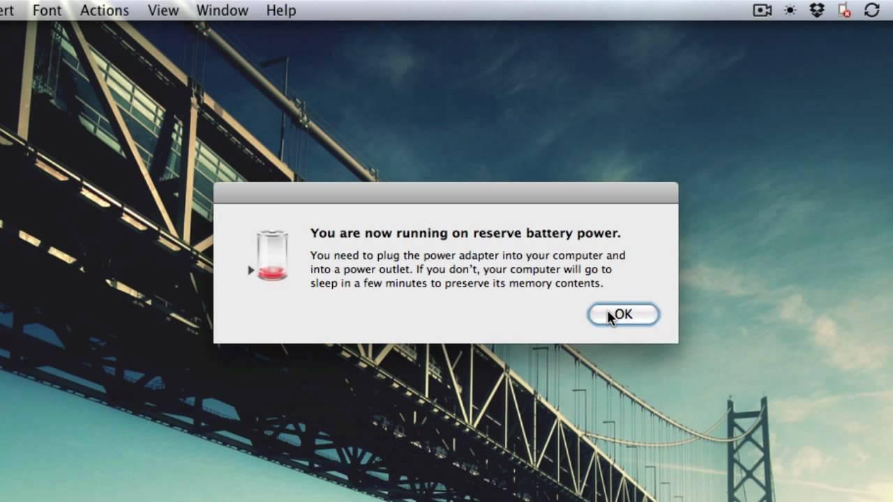 1280x1024 empty battery desktop - photo #32