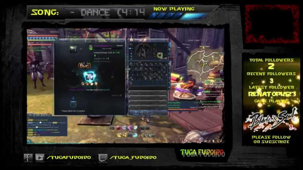 Blade & Soul Russia W/ english patch – Summoner lvl20+ – Fudoida leveling gameplay + Pirate  – 1 / 2