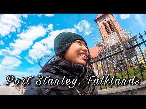 Port Stanley, Falklands - New Year's Quick Vlog 2020   Travel Vlog