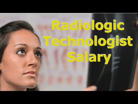 Radiography Salary - What Is An X Ray Technician