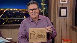 Download Lazer Ladies, Healthy Appetites, Just Heavenly Fudge & More Receive The Colbert Small Biz Bump