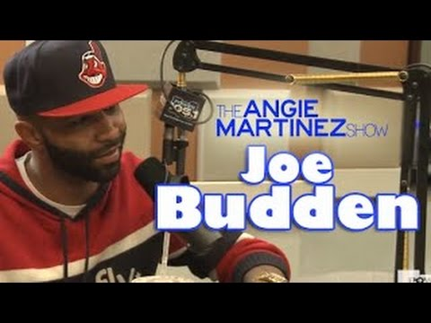 Joe Budden Interview with Angie Martinez Power 105.1