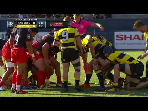 MLR | San Diego vs. Houston