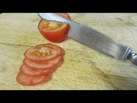 Thumbnail: Convert your ordinary butter knife into the world's sharpest knife
