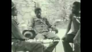 La guerra de angola