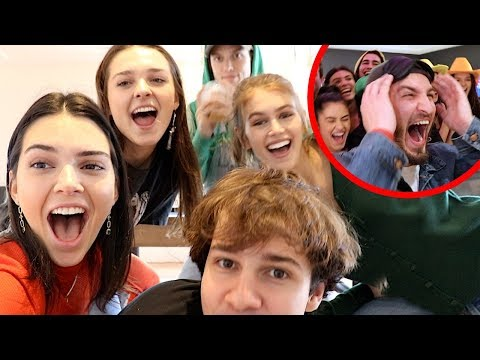 SURPRISING BEST FRIEND WITH DREAM BIRTHDAY!!