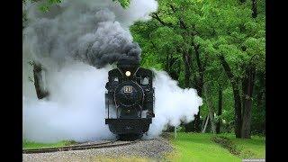 武利意森林鉄道18号形蒸気機関車