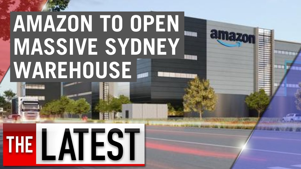 Amazon to open massive warehouse in Western Sydney | 7NEWS – 7NEWS Australia