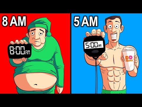waking-up-earlier-boosts-weight-loss-(new-study)