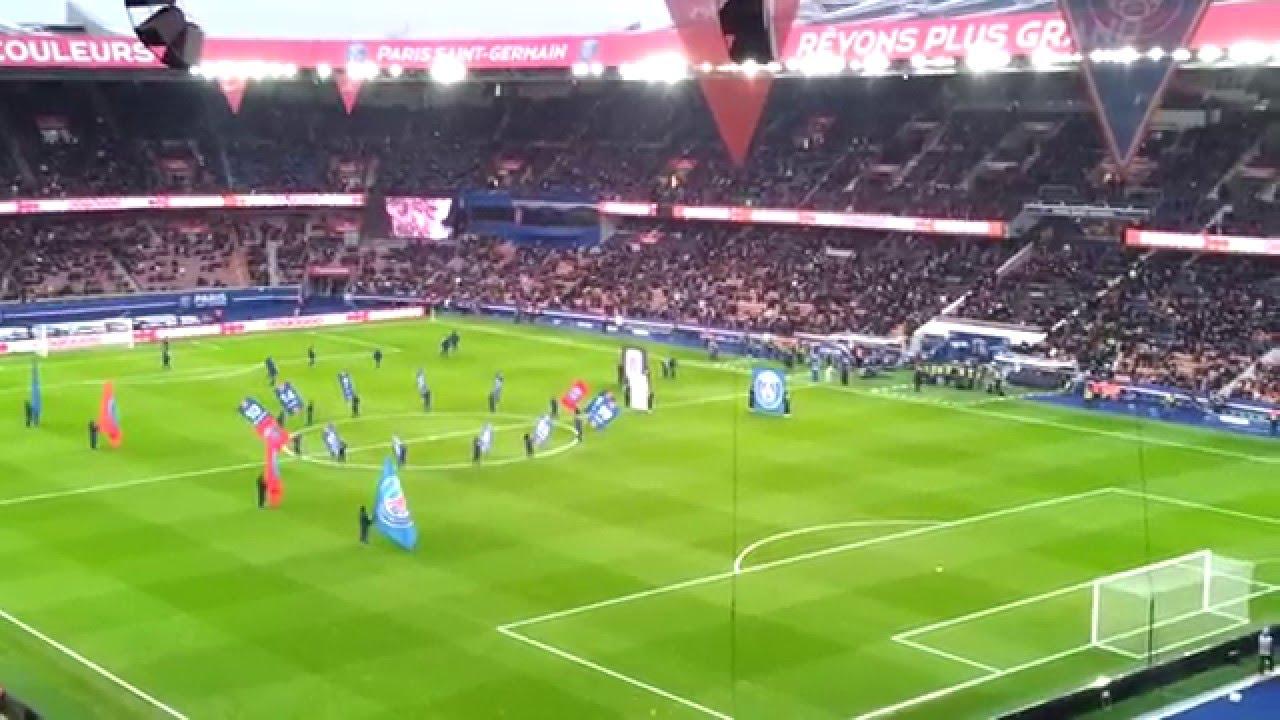 PSG - Angers SCO : 5 - 1, LIGUE 1, 23.01.2016 - YouTube