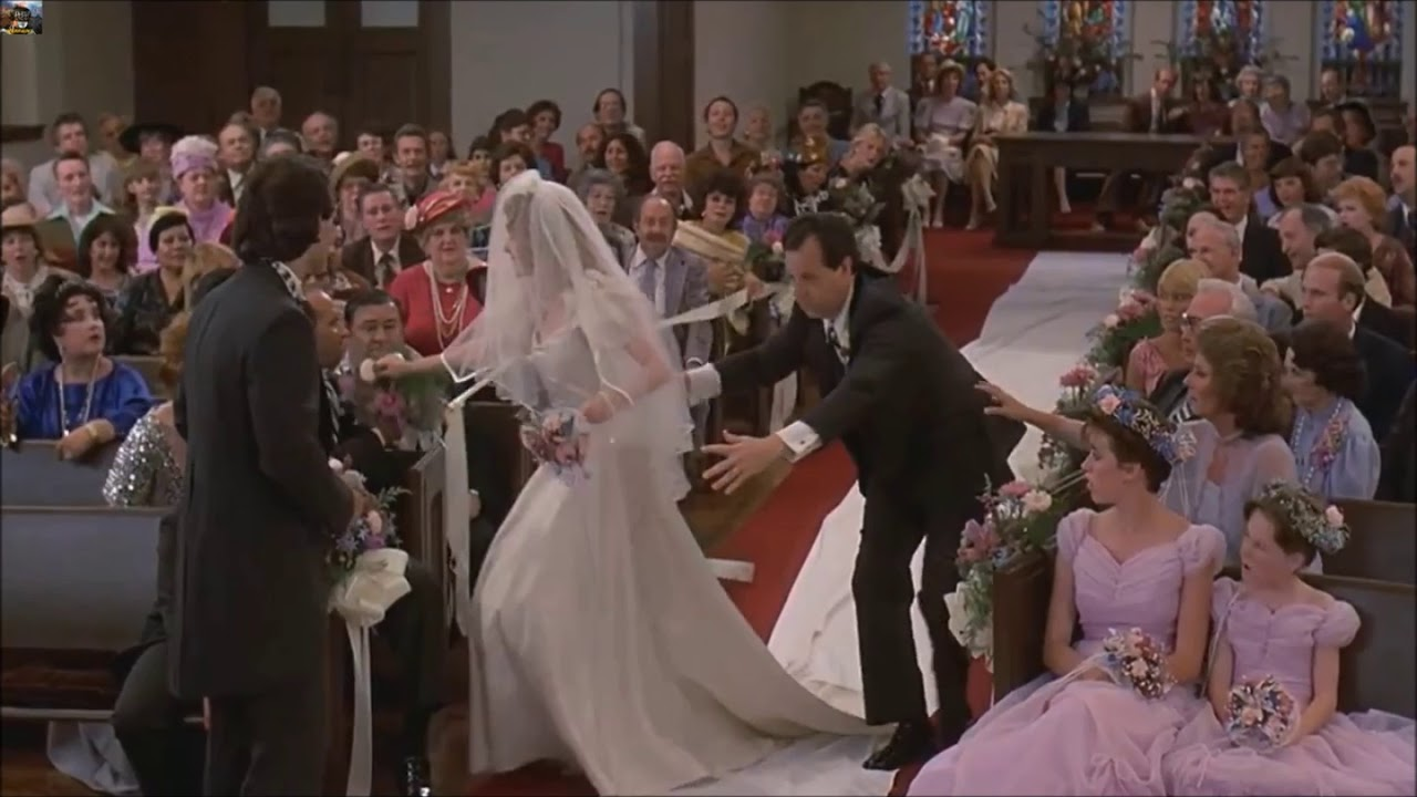Sixteen Candles Sister Wedding Dress