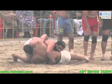 BOTIANWALA (Zira) Kabaddi Cup - 2014 Part 1st.
