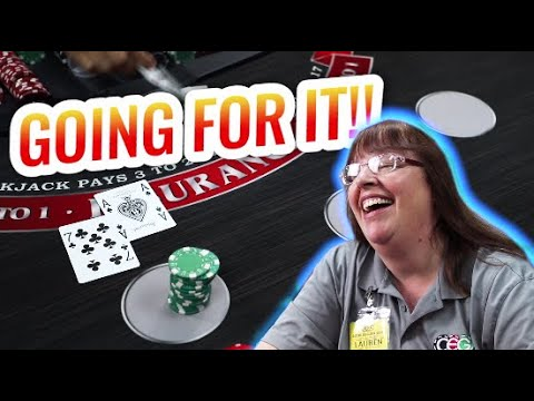 🔥 HIGH LIMIT 🔥 10 Minute Blackjack Challenge - WIN BIG Or BUST #4