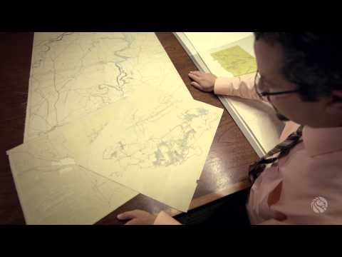 Inside The New York Public Library: The Maps Collection