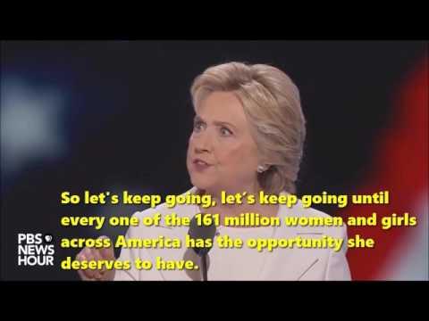 Clinton Statistics