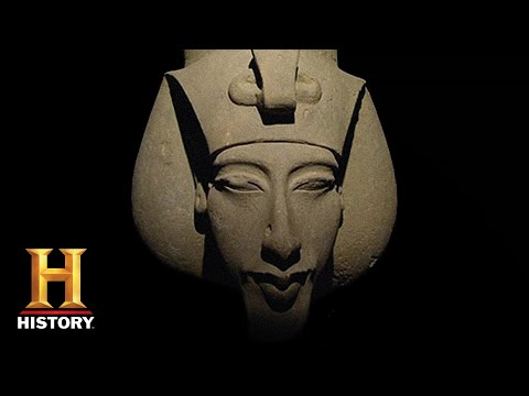 Ancient Aliens: Ancient Egypt's Alien-Hybrid Ruler (Season 12, Episode 5) | History