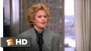 Working Girl (5/5) Movie CLIP - Tess