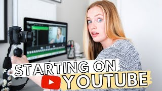 START A YOUTUBE CHANNEL: Steps to create a successful channel from the start | YOUTUBE FOR BEGINNERS