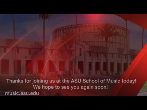 ASU Conducting Studio Recital