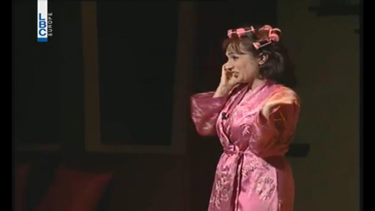 مسرحية جورج خباز: بدّو يقنع امه بالبنت يلي بحبها ومجبور يكذّب ????????  - نشر قبل 18 ساعة