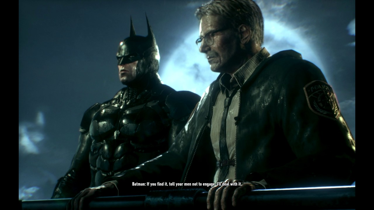 EPIC GAMEPLAY | Batman Arkham Knight #1 - YouTube