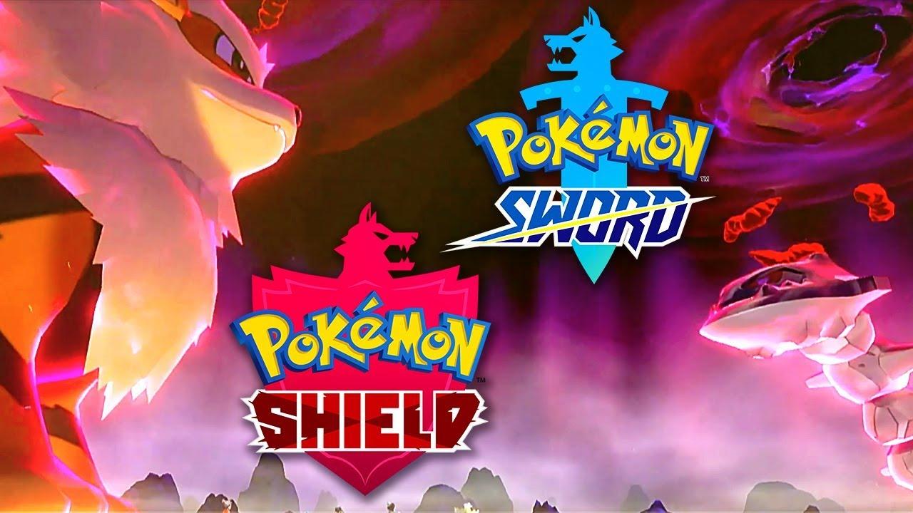 21 Minutes of Pokémon Sword & Pokémon Shield - Official Gameplay