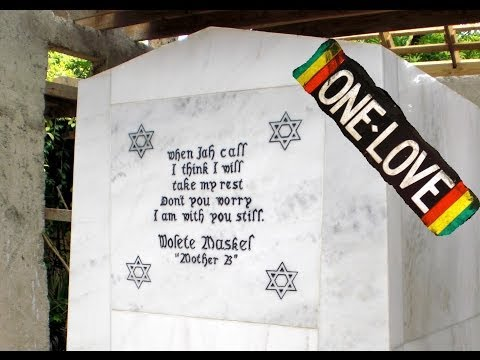 Bob Marley Mausoleum, Nine Mile, Saint Ann, Jamaica, Caribbean, North America