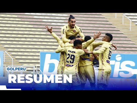 Cajamarca AD Cantolao Goals And Highlights