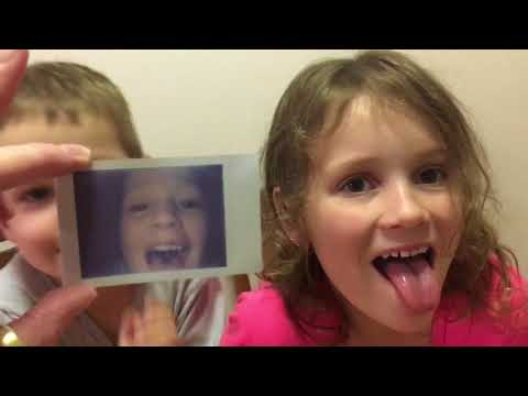 Ellie & Jesse Try Fiji Film Instax Mini 9 Instant Camera