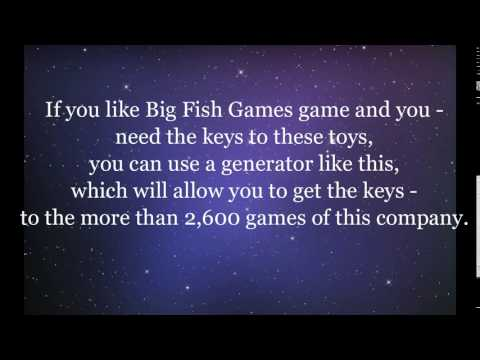 BigFish Games Keygen