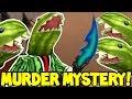 Roblox | MURDER MYSTERY | KILLER ALIEN INVASION!?!