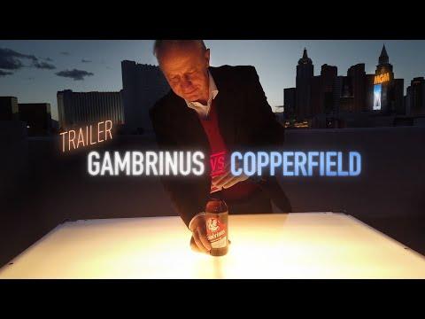 Do Reklamy Na Gambrinus Vstoupil Copperfield Mediaguru