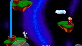 Fantasia Sega Mega Drive/Genesis playthrough