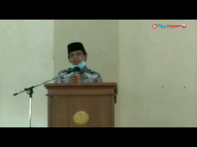 Wagub Jabar dan Wabup Ciamis Hadiri Pelantikan Hamida Kordinator Tiga Kabupaten Ciamis