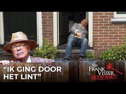 Het GEZICHT van de buurman zat ONDER het BLOED! | Mr. Frank Visser: Hoe is het nu met?