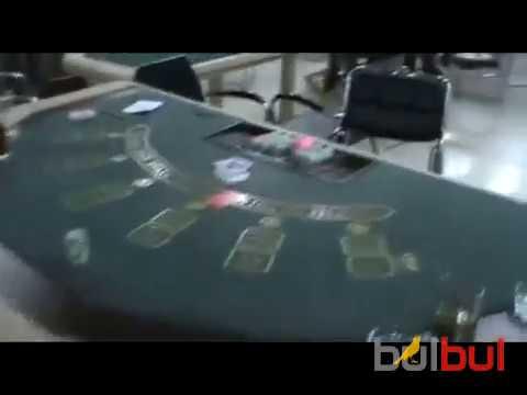 Сотрудники УГСБЭП выявили подпольное казино в Бишкеке