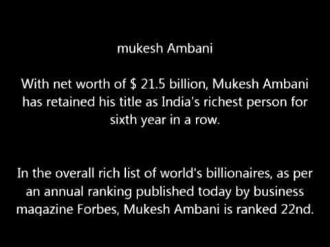 Top 10 richest Indian billionaires in 2013