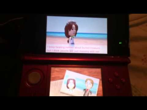 Tomodachi Life Letter from a traveler