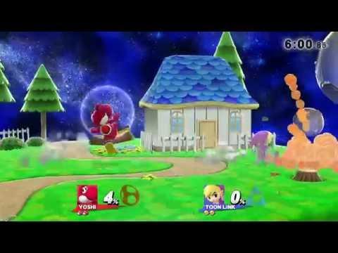 Smash 4 tournament 14/12/14 Grand Finals: PidgeY(Greninja,Yoshi) vs Yackabean(Toon Link)