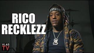 Rico Recklezz Says Lil Uzi Vert Gave Him Attitude After Mixtape Cover Trolling (Part 1)