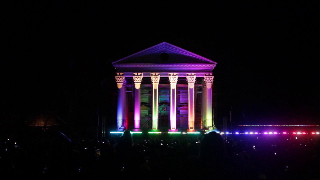 UVa Lighting of the Lawn 2015 Light Show  sc 1 st  YouTube & UVa Lighting of the Lawn 2015 Light Show - YouTube