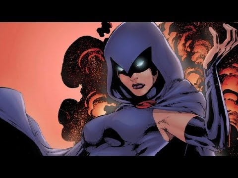 Superhero Origins: Raven  YouTube