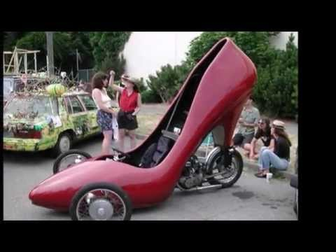 World's Most Weird Cars & Automobiles || Vintage Strange Unusual Unique Cool Crazy Classic Cars
