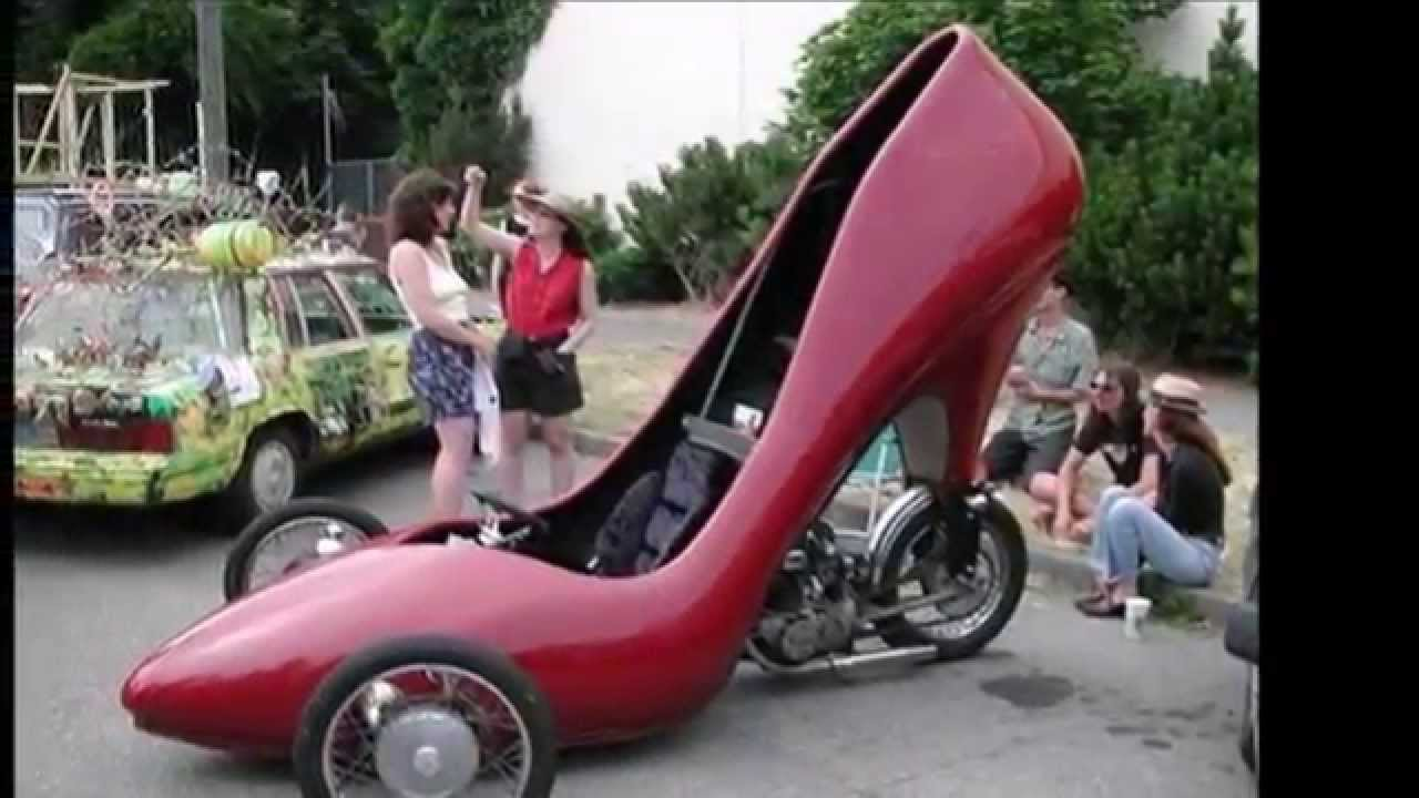 World\'s Most Weird Cars & Automobiles || Vintage Strange Unusual ...